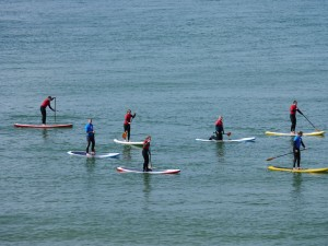 Glide Surf School in Cromer