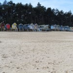 Wells Beach Huts