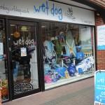 Wet Dog surf shop