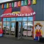 Farmer Fred's Adventure Play Barn