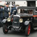 A real classic car