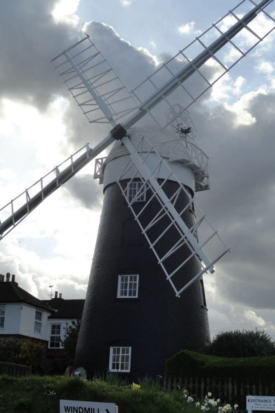 Nearby Stow Windmill