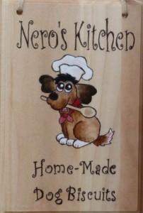 Nero's kitchen