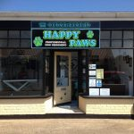 Happy Paws shop front