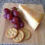 Norfolk Cheese and biscuits
