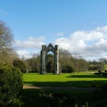 Walsingham Abbey Gardens