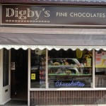 Digby's sweet shop