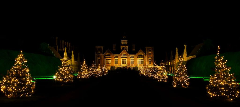 Blickling at Christmas