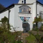 Happisburgh Village sign