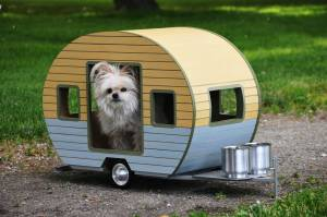 The Barking Bugle Caravan